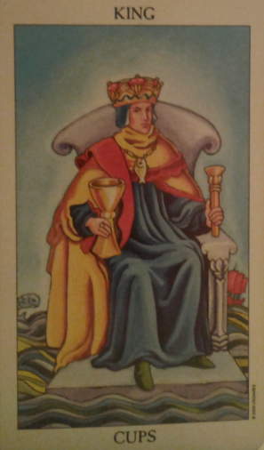 king of cups spiritual guidance