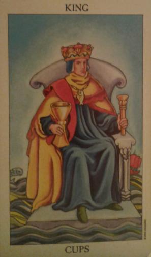 king of cups spiritual guidance