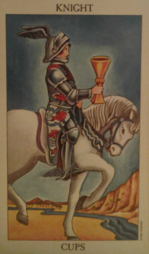knight of cups spiritual guidance