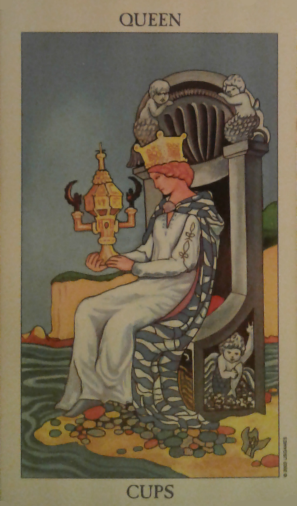 queen of cups spiritual guidance